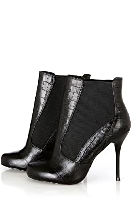 Croc Ankle Boot