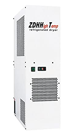 "Parker ZDHHT15 High Inlet Temperature Refrigeration Dryer, 115 Volts/1 Phase/60 Hz, 15 scfm, 3/8"" NPTF"