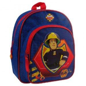 Intertoys - Feuerwehrmann Sam 1385231 Feuerwehrmann Sam Rucksack Measures 32x22x4cm.