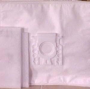 MIELE FJM Vacuum Cleaner Bags - 25 Bags + 5 Filters. Allergen Filtration