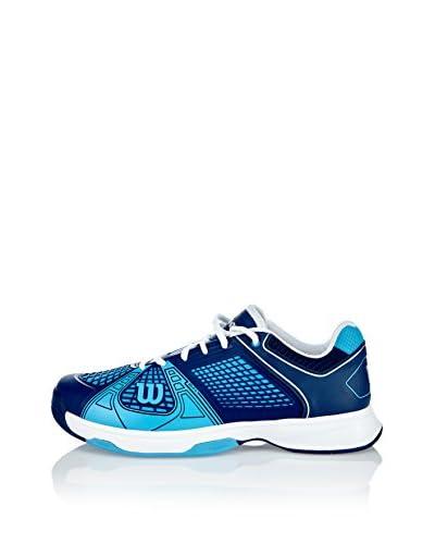 Wilson Sneaker RUSH NGX [Blu/Bianco]