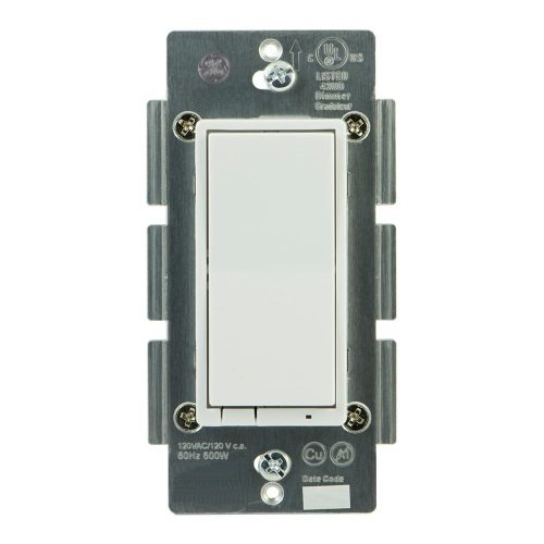ge12722 z wave wireless lighting control on off switch. Black Bedroom Furniture Sets. Home Design Ideas