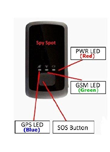 Spy Spot Investigations GL 300 GPS Tracker Spark