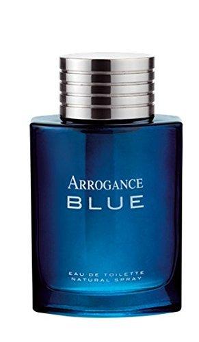 Arrogance Blue Eau De Toilette Spray 50 ml