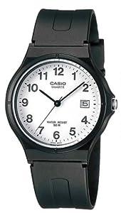 Casio - MW-59-7BVEF - Quartz analogique - Bracelet résine par Casio