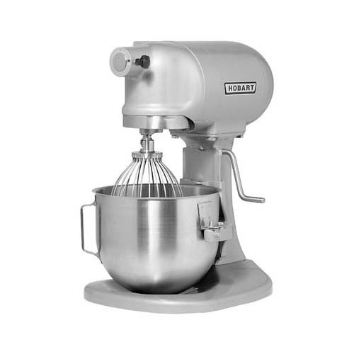Hobart N50-60 5-qt 3-Speed All Purpose Bench Mixer