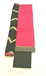 BEAUVILLE VAIIBAVAM Women's Unstiched Salwar Material (BVPCUC_78_Multi_Free Size)