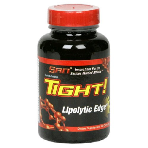 SAN Tight!, Supreme Fat Loss Catalyst, 60 Capsule Bottle