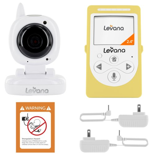 levana sophia digital video baby monitor. Black Bedroom Furniture Sets. Home Design Ideas