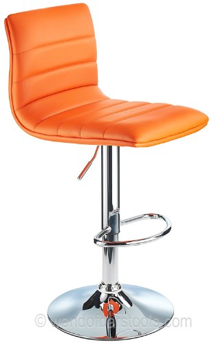 Harmony Bar Stool Orange