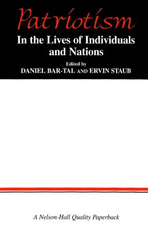 Patriotism (Nelson-Hall Series in Psychology)