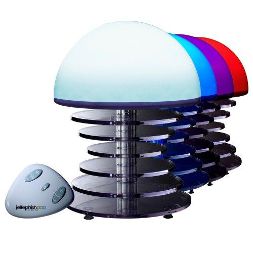 Lampada multicolore Jellephish