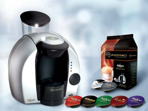 Braun Coffee Maker Directions : BARGAIN BRAUN TASSIMO MODEL 3107 COFFEE MACHINE MAKER WITH EXTRAS eBay