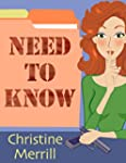 Need to Know (A Comedy Thriller) (Eng...