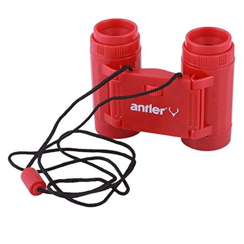 2.5 X 26 Binoculars Mini Children Telescopes Portable Toy Reed
