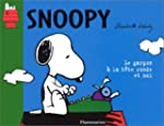 SNOOPY : LE GAR�ON � LA T�TE RONDE