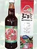 【青森・山の木の実・体爽快!】【送料無料】ガマズミ100%果汁・健康飲料『ジョミ』(600ml)