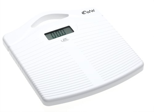 Weight Watchers WW-11D Portable Precision Electronic Scale