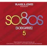 Blank & Jones Present: So80s (So Eighties) 5 (Deluxe Box)