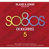 "Blank & Jones Present: So80s (So Eighties) 5 (Deluxe Box)von ""Blank & Jones"""