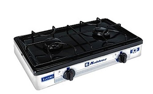 White Gas Camp Stove front-7909