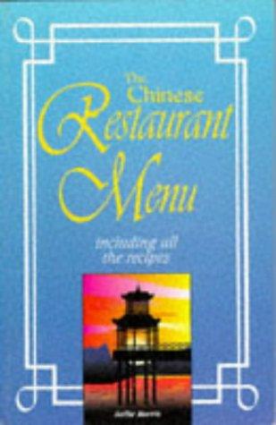Chinese Restaurant Menu Recipes (Restaurant recipes)
