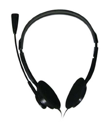 Zebronics ZEB-11HM Headphone with Mic (Black)