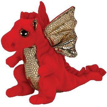 Ty Beanie Babies Legend dragon