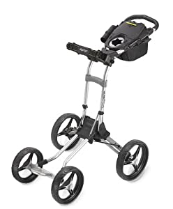 Bag Boy Quad Plus 4 Wheel Push Golf Cart by Bag Boy
