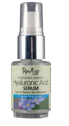 Reviva Labs Hyaluronic Acid Serum, 1 Fluid Ounce