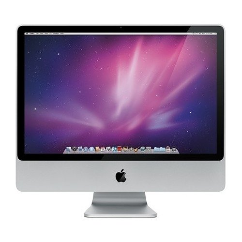 "Apple iMac MC015LL/B Intel Core Duo P7550 X2 2.66GHz 2GB 160GB 20"",Silver (Refurbished)"