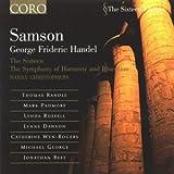Handel - Samson / The Sixteen, Christophers