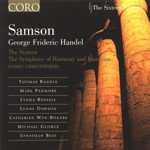 Handel - Samson / The Sixteen, Christophers