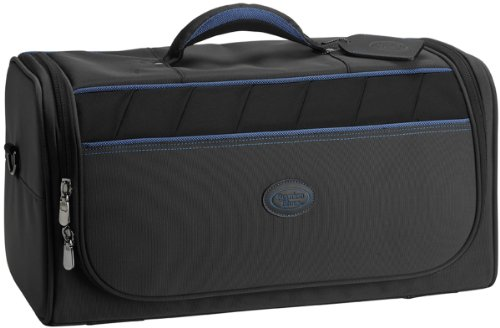 Reunion Blues Continental Triple Trumpet Case with Ballistic Quadraweave Black Exterior Quilted