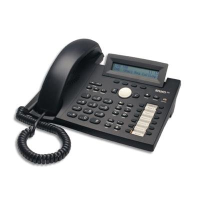 Ideal For General Office And Knowledge-Worker Environments The Snom 320 Is An Affordable Yet Powerful Sip Business Telephone With Built-In Full-Duplex Speakerphone And Three-Party Conference Bridging. A 2 X 24 Semi-Graphic Lcd Display And Menu-Driven User