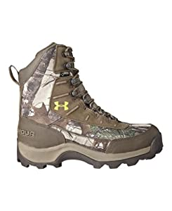 Under Armour Men's UA Brow Tine Hunting Boots - 800g 12 REALTREE AP-XTRA