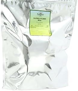 Alternative Health & Herbs Remedies Calendula Flowers, Whole Co, 1-Pound Bag