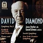 David Diamond: Symphony No. 3 / Kaddi...