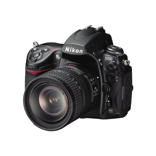 Nikon D700 - 25444 - Digital SLR Camera (Body Only)