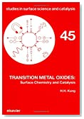 Transition Metal Oxides: Surface Chemistry and Catalysis (Studies in Surface Science and Catalysis)