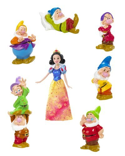 Disney Princess Snow White And The Seven Dwarfs Gift Set front-796456