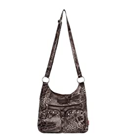 Cheetah Print Crossbody Bag