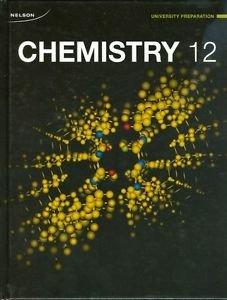 Nelson Chemistry 12 University Preparation