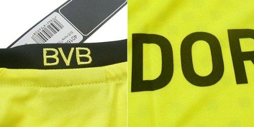 2011-12 ボルシア・ドルトムント ホーム半袖 ユニフォーム