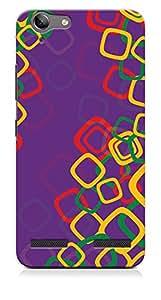 Kaira High Quality Printed Designer Back Case Cover For Lenovo Vibe K5/ Vibe K5 Plus(Hollowrectangle)