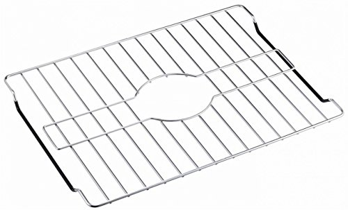Chrome-plated Steel Sink Protector Saver Rack (Extra Large) (Stainless Steel Sink Protectors compare prices)