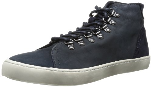 Selected Homme Mens Sel Andy Leather C Oxford Blue Blau (Navy) Size: 6 (40 EU)