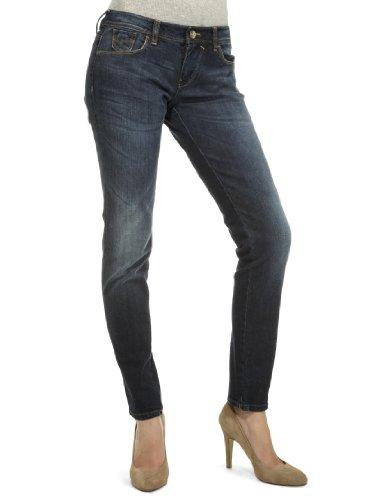 GAS - Jeans, Donna, Blu (W766), 38/40 IT (25W/34L)