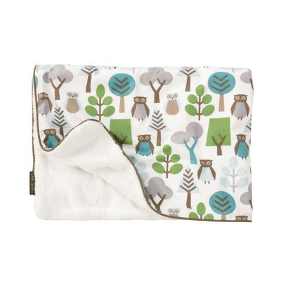 DwellStudio Stroller Blanket, Owls