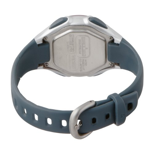 Timex Women's T5K020 Ironman Triathlon 30-Lap Resin Band Watch